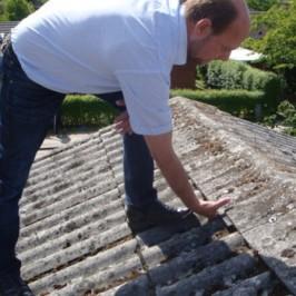 Det gode, gamle eternittag – med eller uden asbest