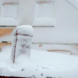 Sådan sikrer du dig ved store snemængder