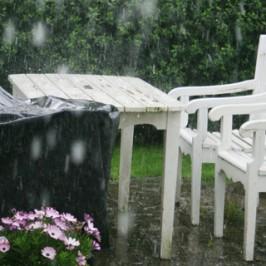Forskel på regnvejr og skybrud: Hvad dækker forsikringen?