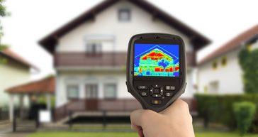 Termografi afslører mere end utætte vinduer og dårlig isolering