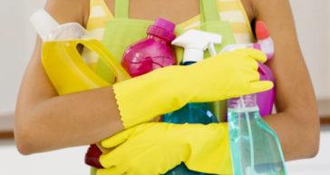 Billig og nem rengøring – uden kemi