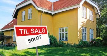 Gør boligen salgsklar og øg værdien!